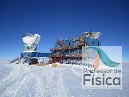 Ondas gravitacionais não confirmadas. Base do telescopio Bicep2 no pólo sul.