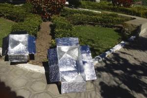 Energias renováveis no brasil. Fornos solares em Paulo Afonso