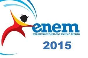 Enem 2015 - Gabaritos