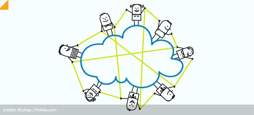 Rede de colaboração em pesquisa